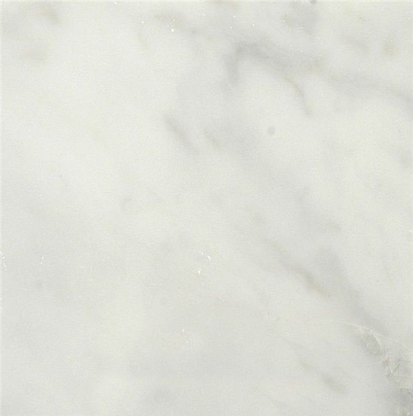 Invisible White Marble