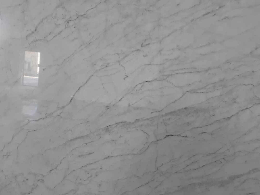 Iranian Bianco Marble