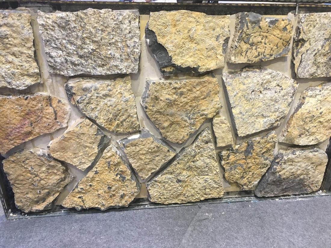 Irregular Stone Wall Veener
