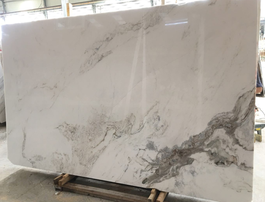 Italian Bianco Oro Marble Slabs Top Quality White Marble Slabs