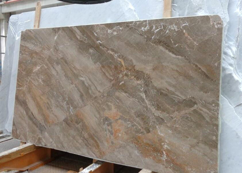 Italian Breccia Brown Marble Slabs Polished Marble Slabs
