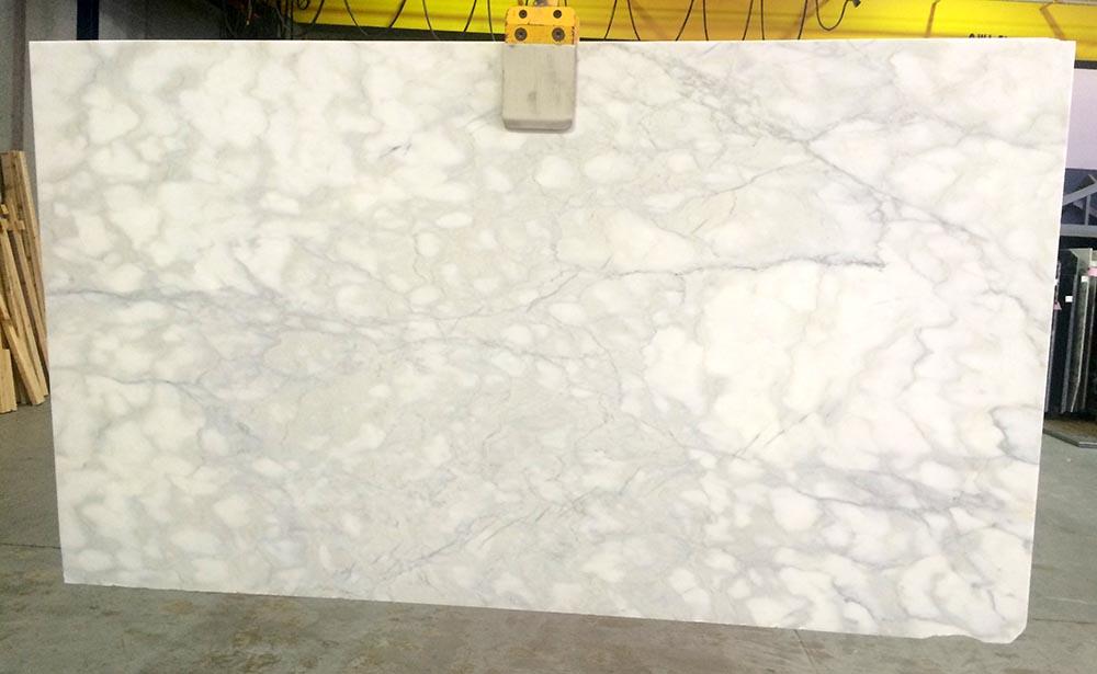 Italian Calacatta Crema Slab White Marble Stone Slabs