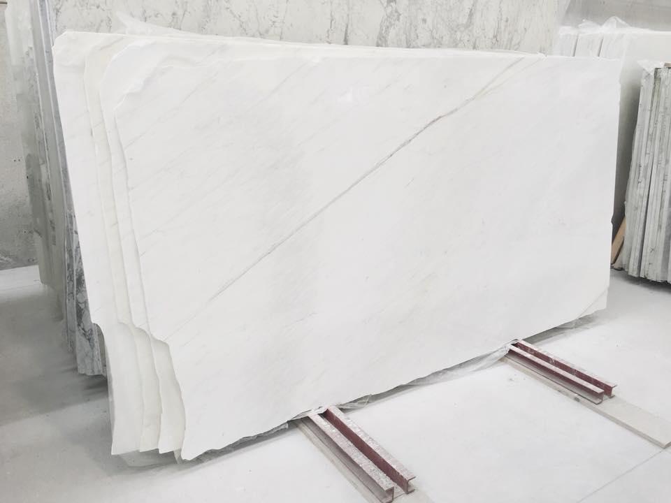 Italian Calacatta Michelangelo Slabs White Marble Slabs