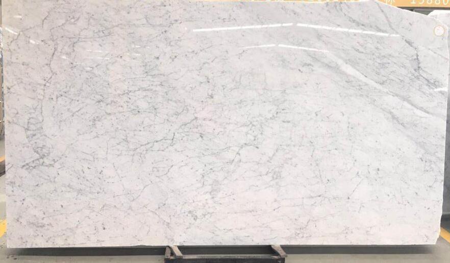Italian Carrara Marble Slab Polished White Marble Slabs