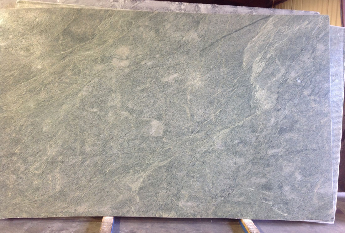 Italian Costa Esmeralda Granite Slabs for Kitchen Countertops