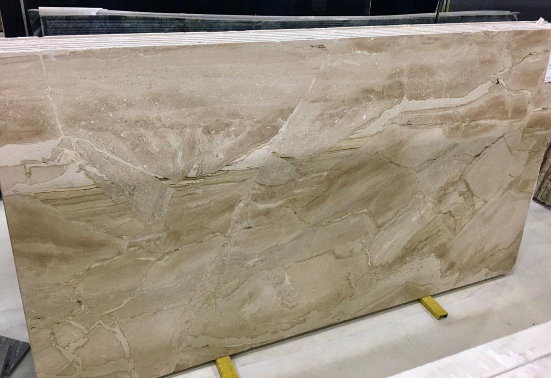 Italian Daino Reale Marble Slabs Beige Polished Marble Slabs
