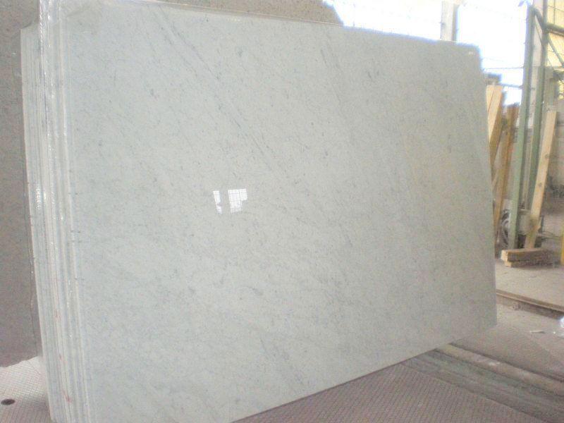 Italian White Carrara C Marble Slabs