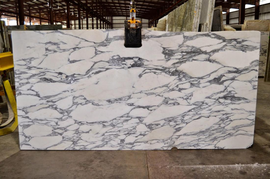 Italian White Arabescato Marble Slab for Flooring Tile Decoration