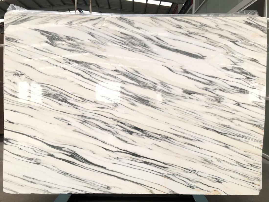 Italy Arabestcato Marble Slabs Polished