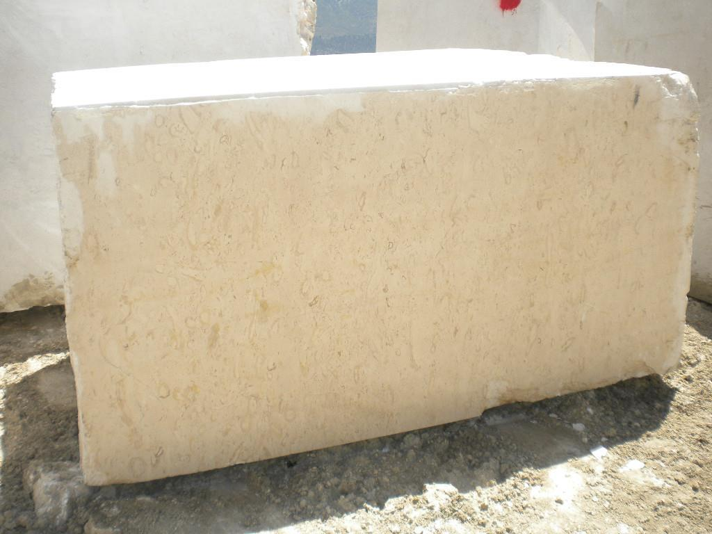 Italy Perlato Extra Beige Marble Blocks