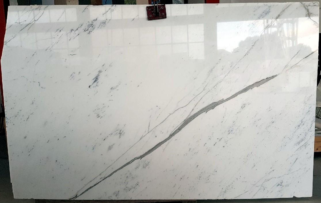 Italy Statuario Polished Marble Slabs