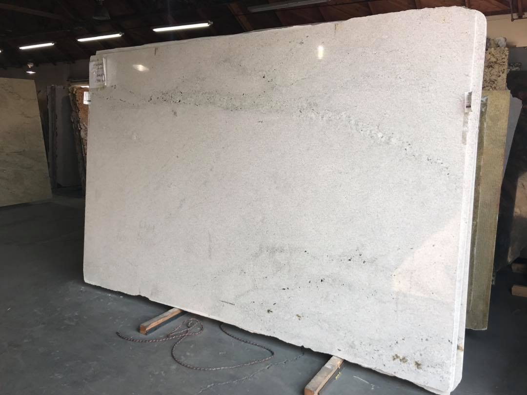 Itaunas White Slab Brazilian White Granite Slabs