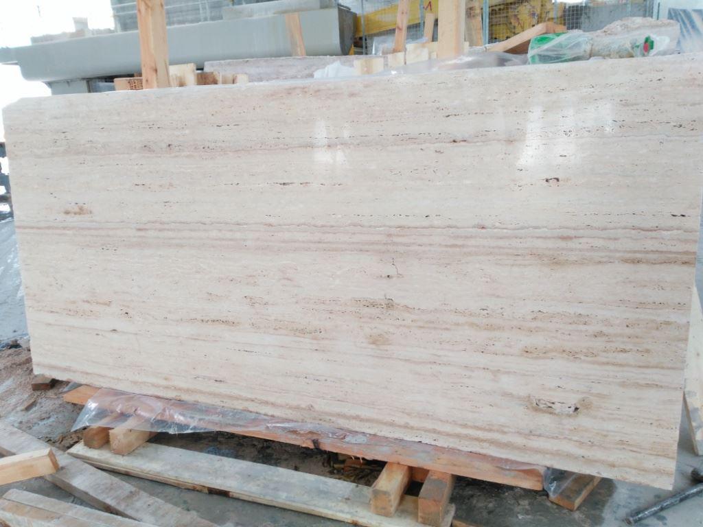 Ivory Beige Travertine Slabs Top Quality Slabs