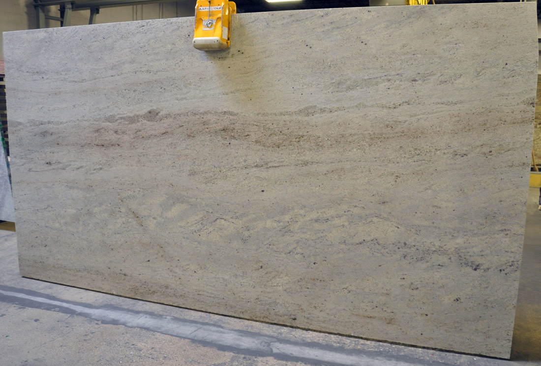 Ivory Coast Granite Slabs Polished Beige Granite Slabs for Countertops