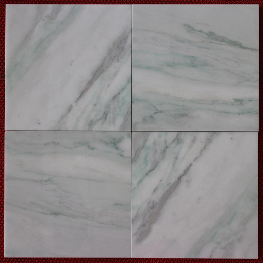 Jade White Marble Tiles with Competitive Price