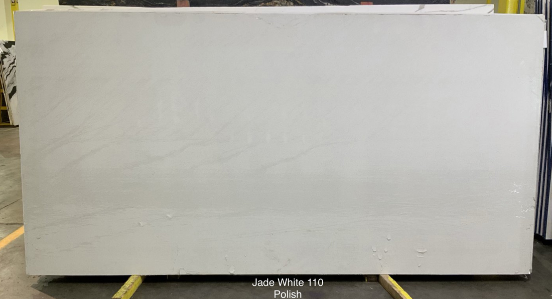 Jade White Quartz Slabs Competitive Artificial Stone Slabs