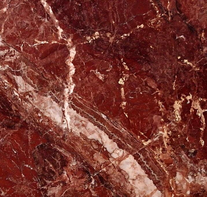 Jasper Red Marble Color