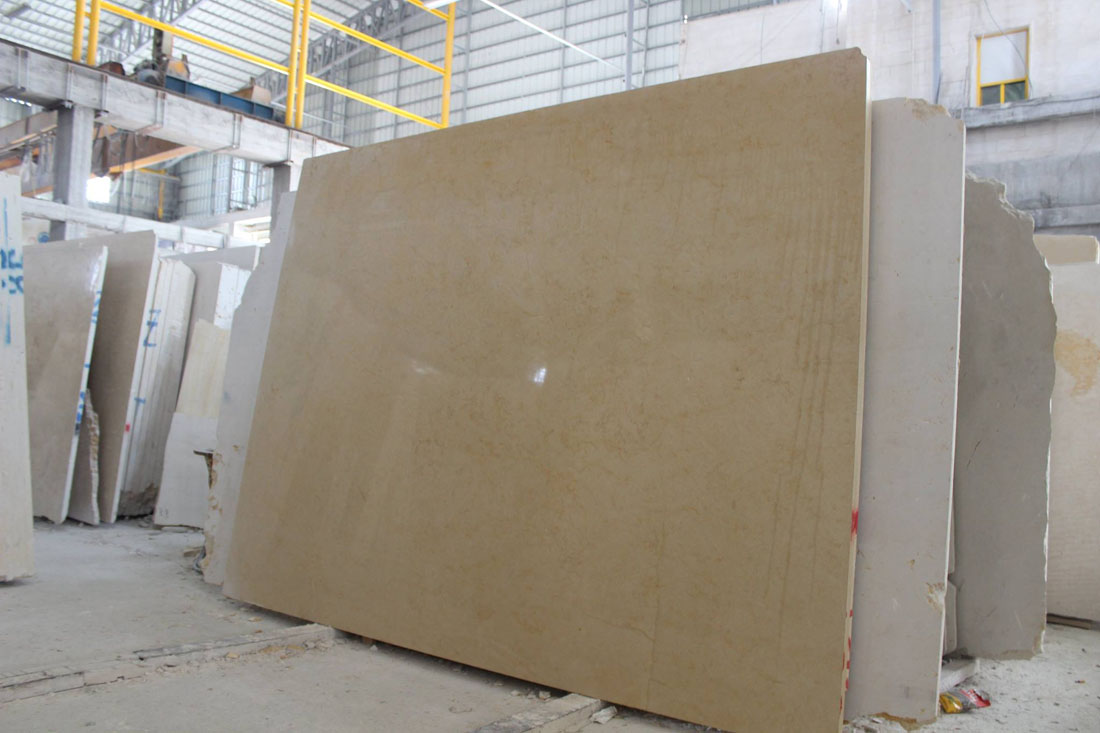 Jerusalem Gold Limestone Slab from Israel