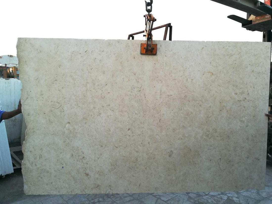 Jerusalem Limestone Slabs Beige Limestone Slabs