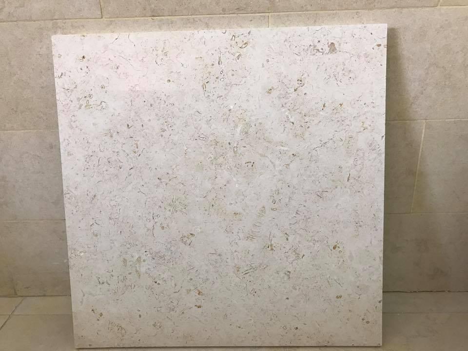 Jerusalem White Tiles White Limestone Tiles