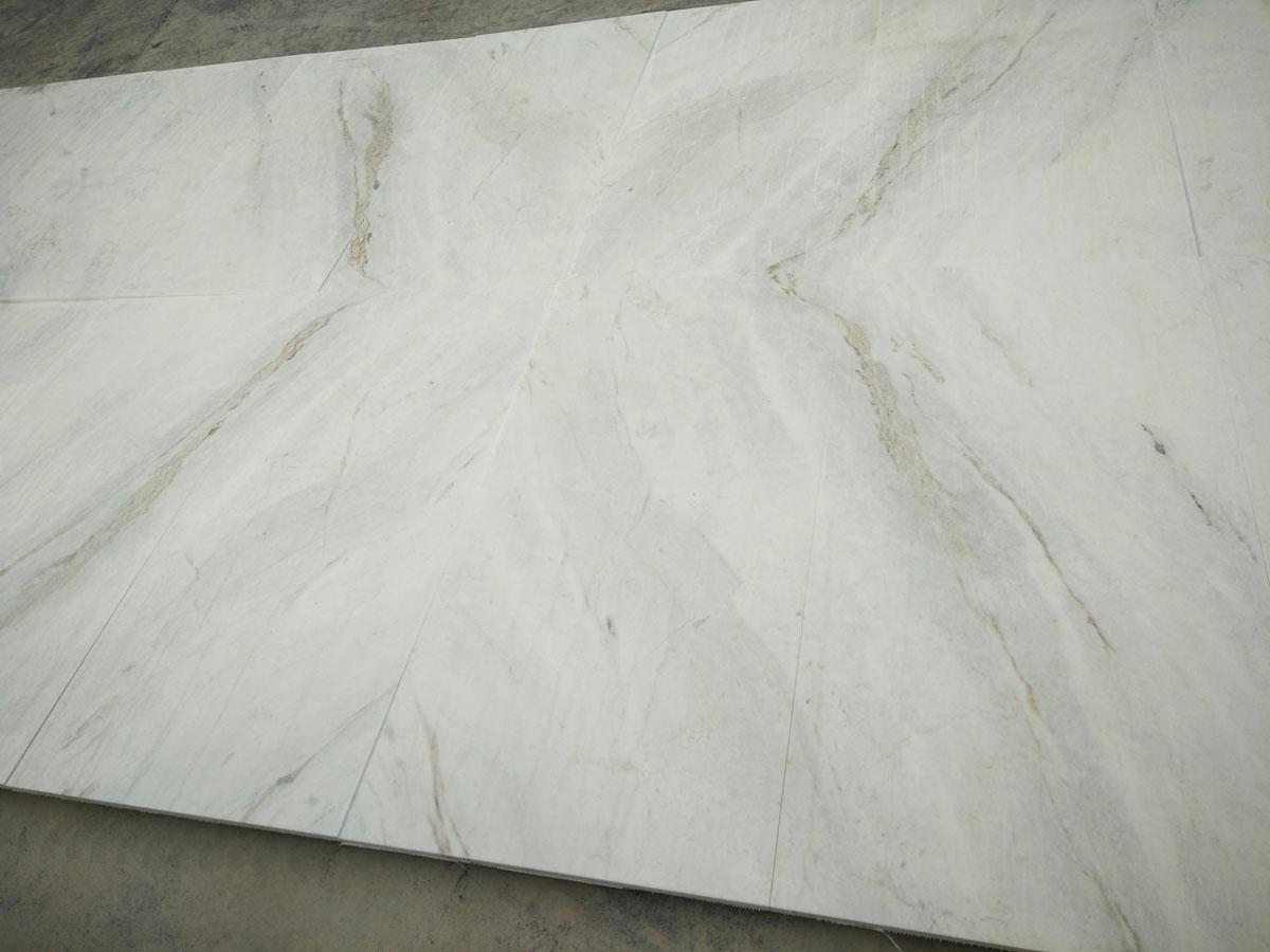 Jiashi White Marble Tiles