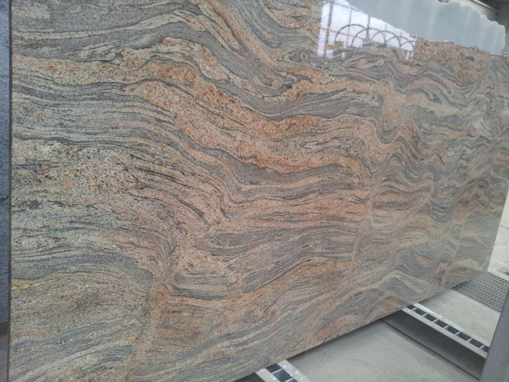 Juparana Gold Granite