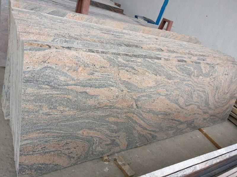 Juparana Granite Polished Granite for Countertops