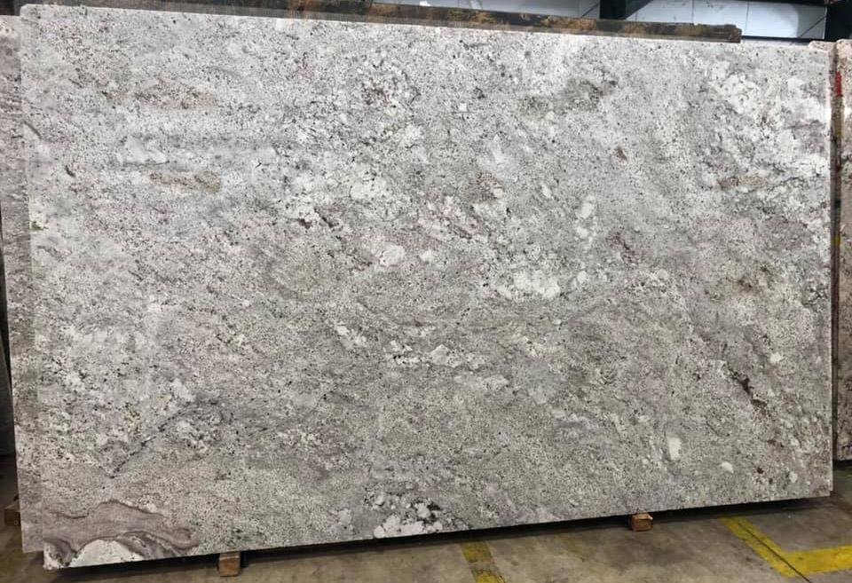Juparana White Granite Brazilian Polished White Granite Slabs