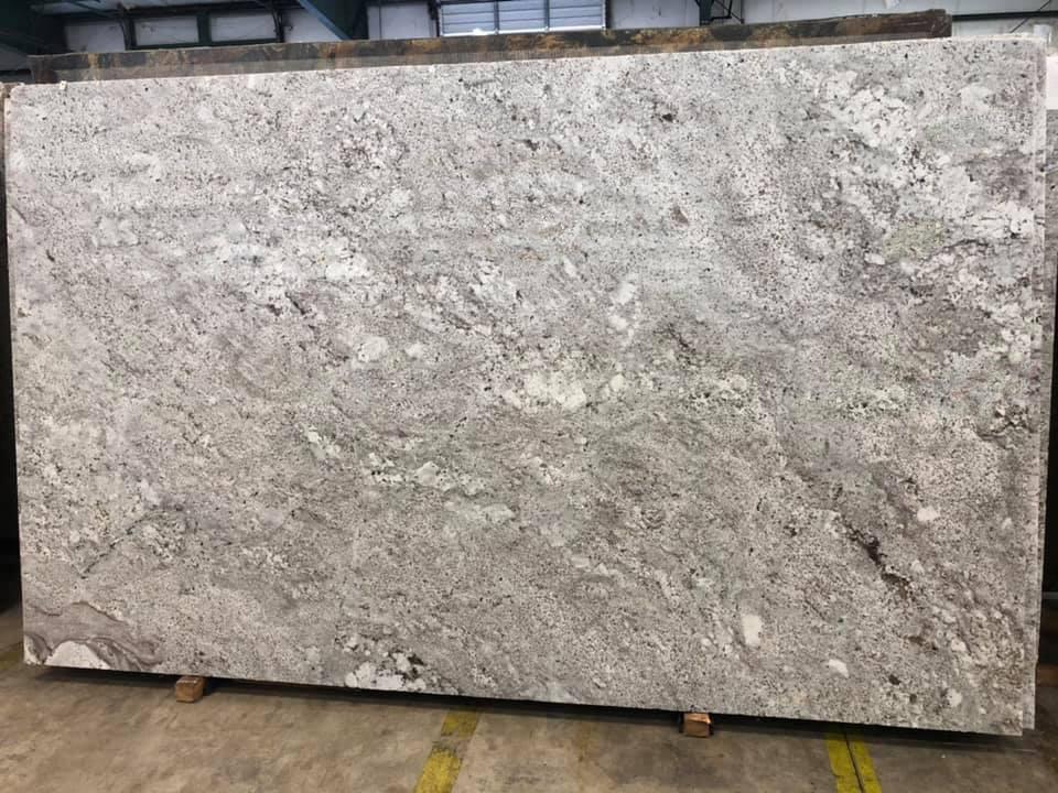Juparana White Granite Polished Granite Slabs