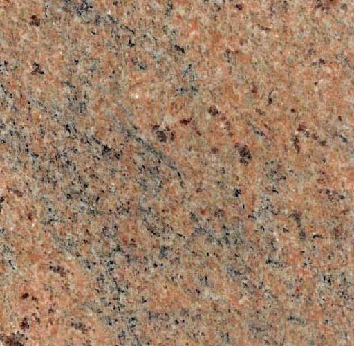 Juparana Salmon Granite