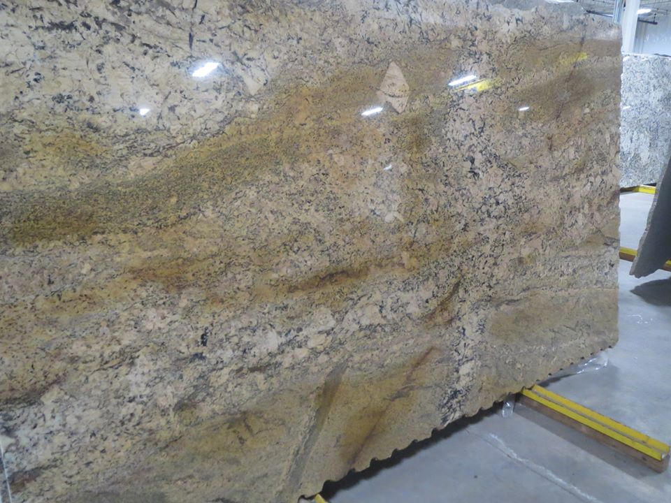 Juperana Gold Persia Granite Polished Granite Slabs