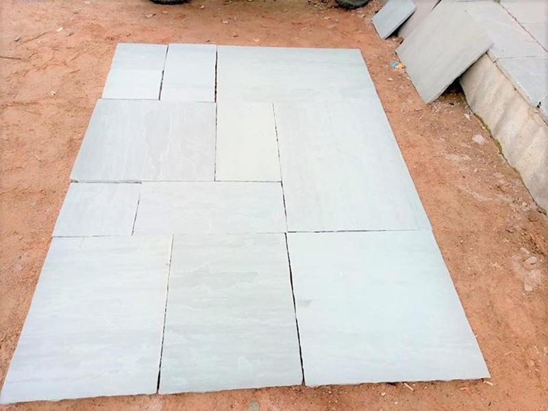 Kandla Grey Sandstone Paving Stone