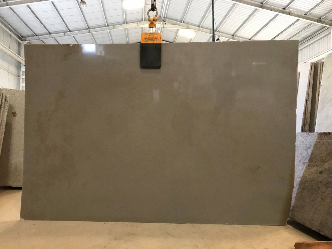 Kandla Grey Sandstone Slabs India Polished Grey Sandstone Slabs