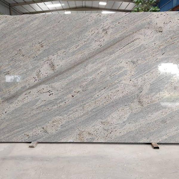 Kashmir Gold Polished Indian Granite Slabs