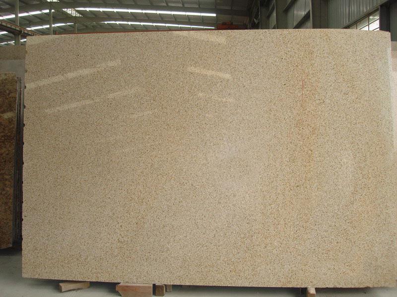 Kashmir Gold Slabs Polished Beige Granite Slabs