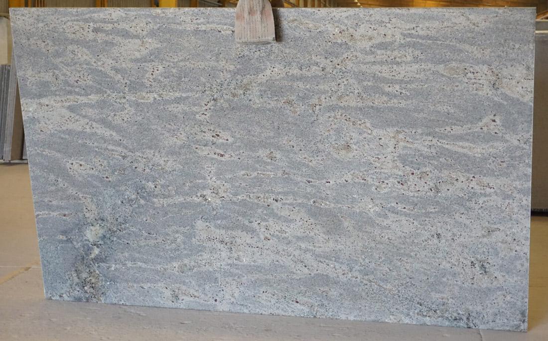 Kashmir Ivory Granite Slabs Indian White Polished Granite Slabs