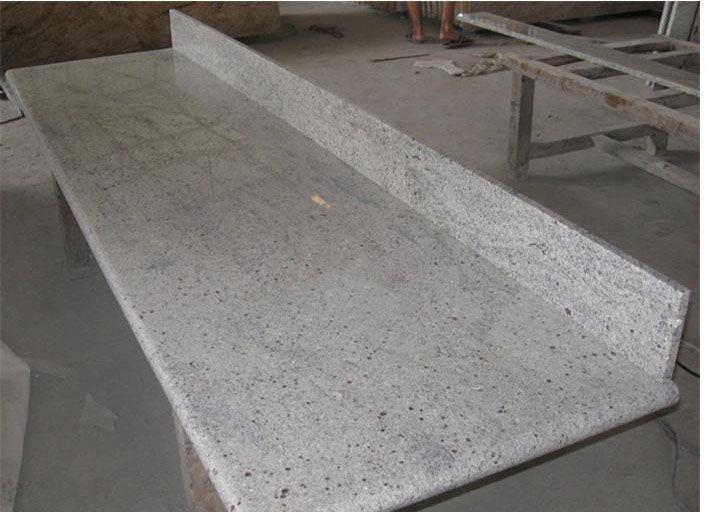 Kashmir White Granite Countertop for Kitchen