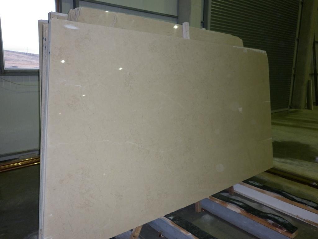 Kazan Beige Marble Polished Marble Slabs