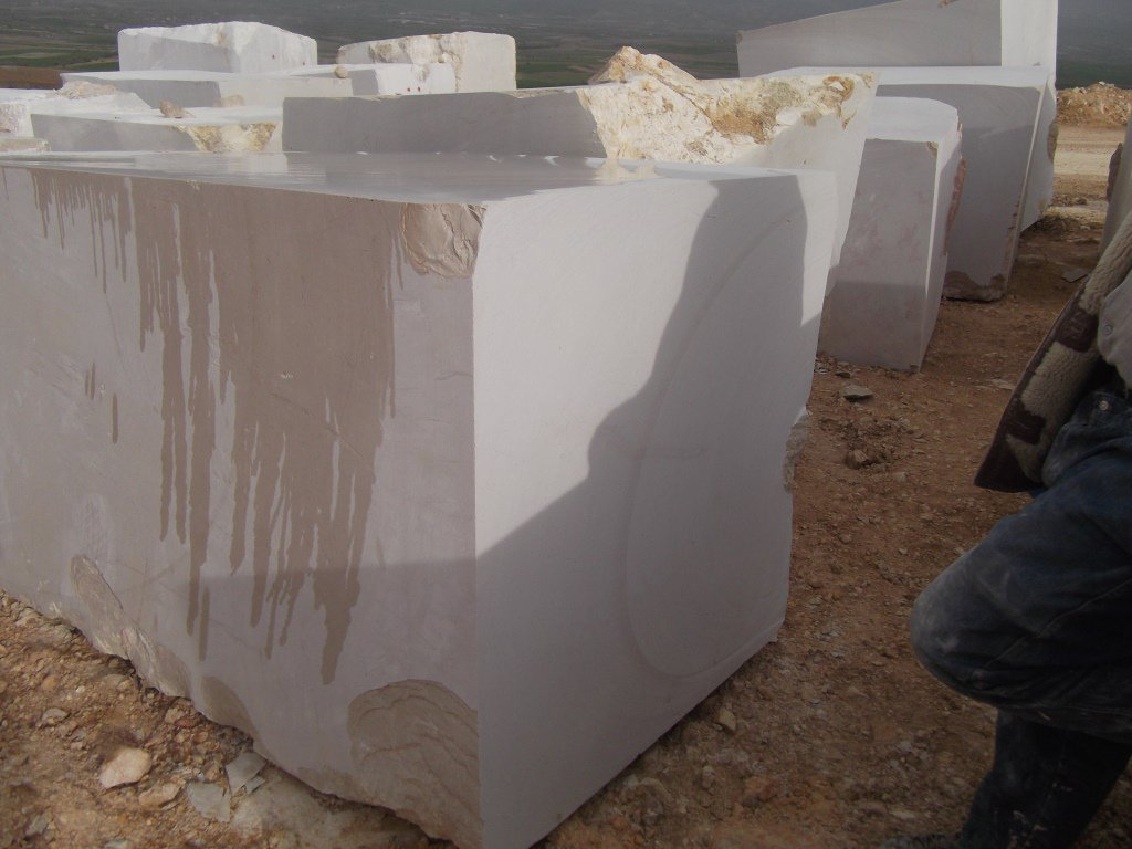 Kazan Light Blocks Natural Marble Stone Blocks