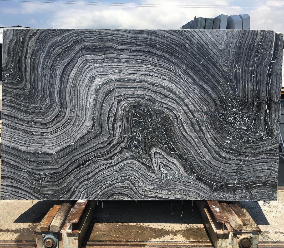 Kenya Black Marble Chinese Black Marble Slabs