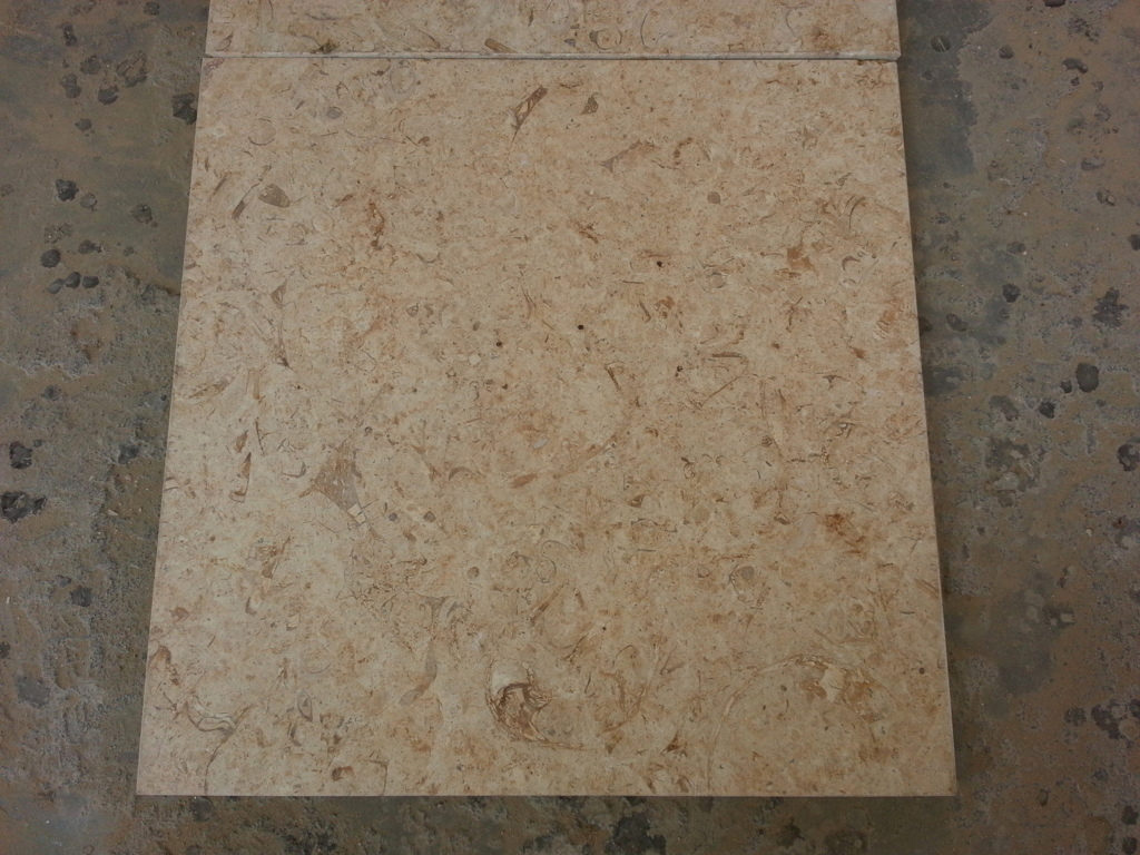 Khatmya Beige Marble Stone Tiles for Flooring