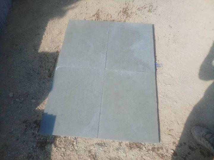 Kota Stone Indian Grey Limestone Tiles Flooring Tiles