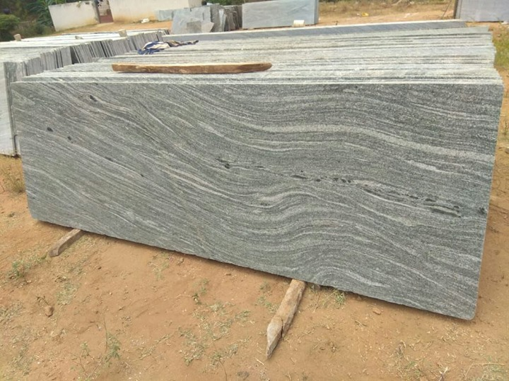 Kuppam Green Granite Countertops for Kitchen Tops