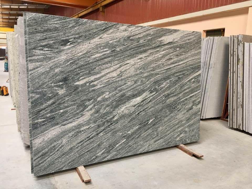 Kuppam Green Granite Slab Indian Polished Granite Slabs