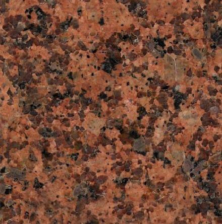Kymi Red Granite