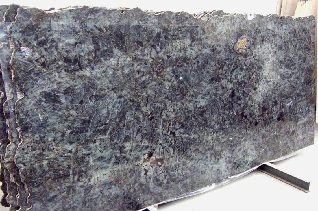 Labradorite Blue Granite Slab Polished Granite Slabs