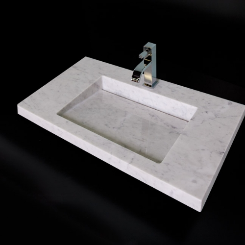 Marble Countertop White