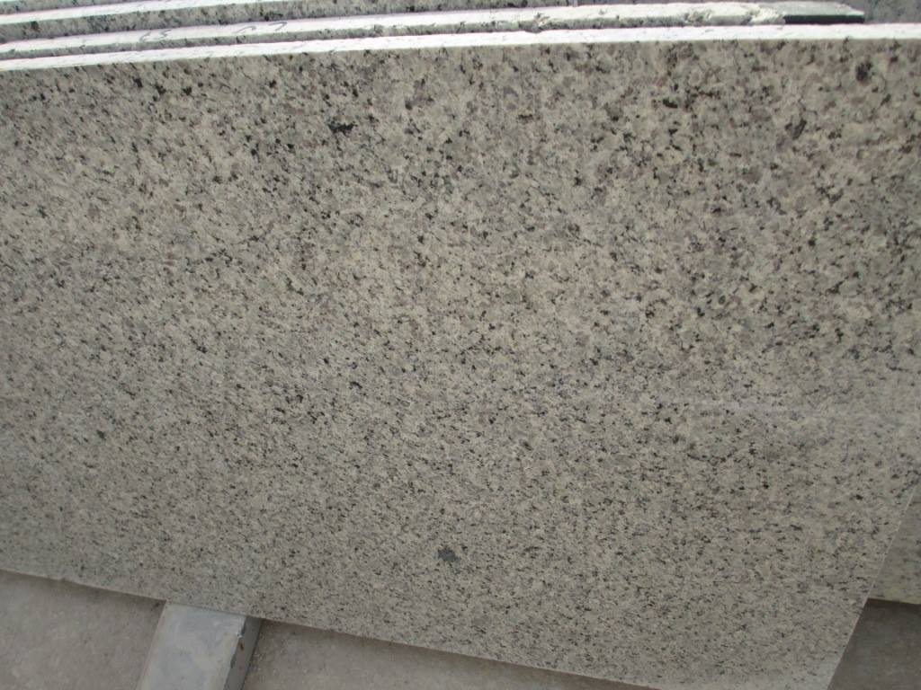 Lavender Granite Slabs Polished White Granite Slabs