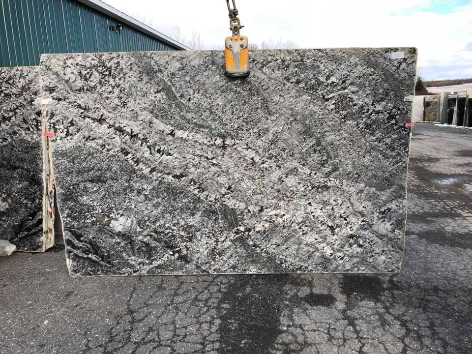 Lennon Granite Slabs Brazilian Grey Granite Slabs