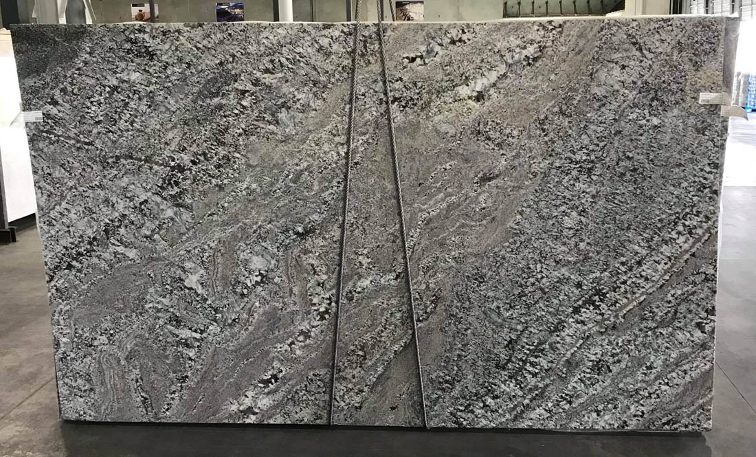 Lennon Granite Slabs Gray Granite Polished Slabs
